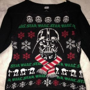 Sweaters - Star Wars Christmas crew neck